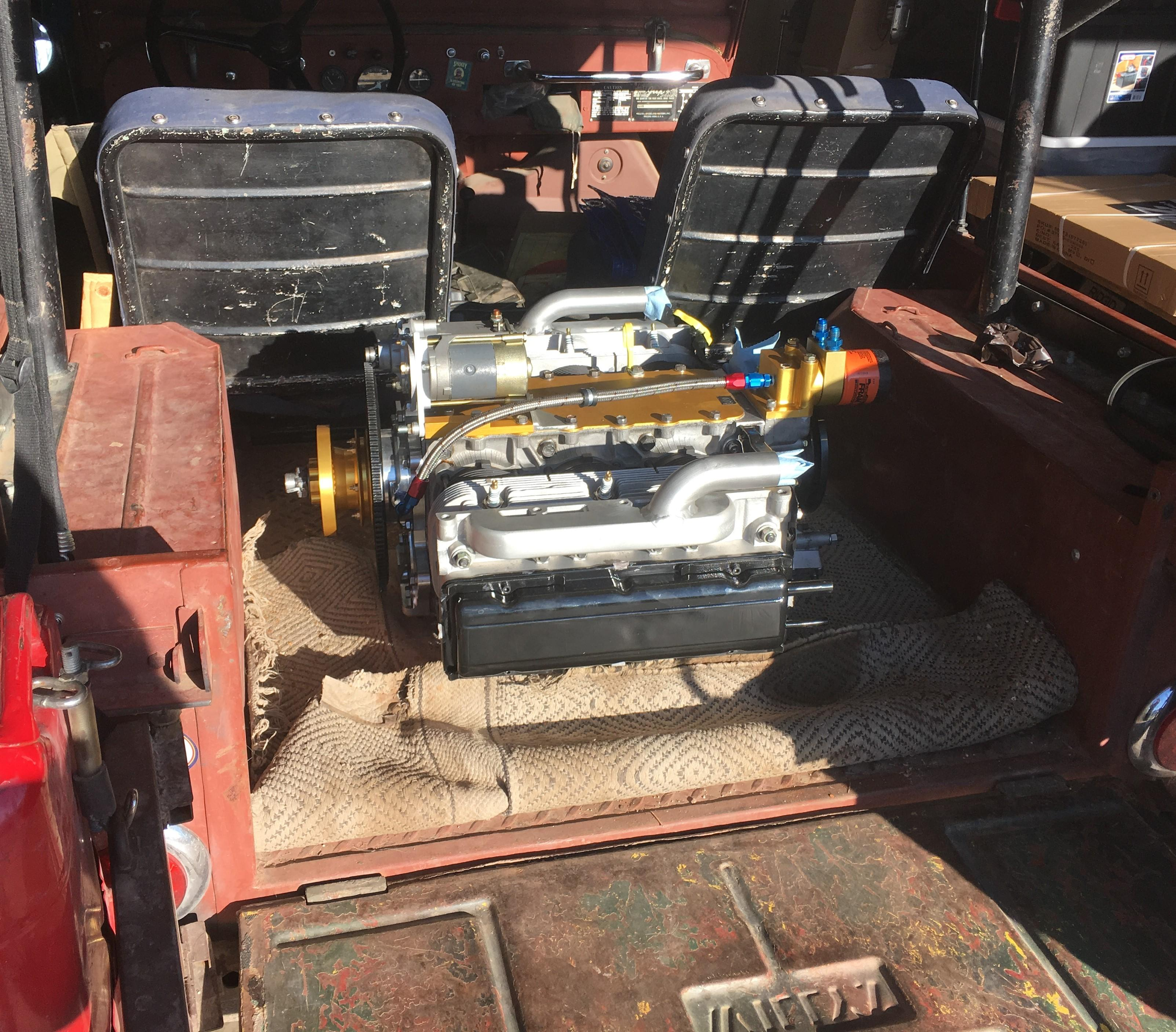 Corvair Aircraft Engine Conversion - Off-Topic and General