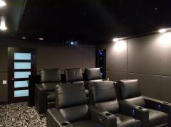 Custom Theater Installs