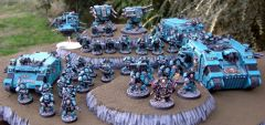 Knights of Oceanus Strikeforce