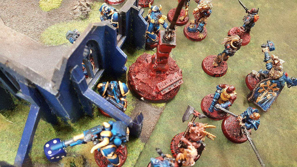 April Game vs Admech 2 Chaos Marines and 2nd Militia Squad Hold Objective.jpg
