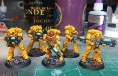 My Imperial Fists