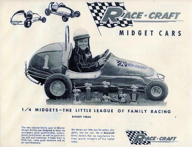 Quarter midget fiberglass situation familiar