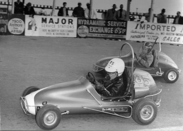 racer midget Moss motors