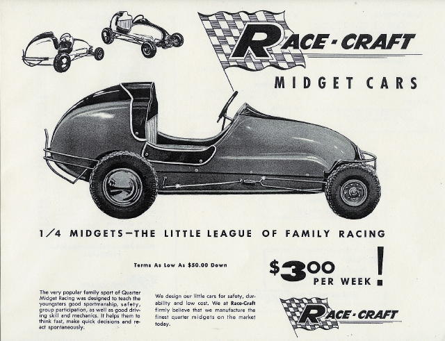 Quarter midget car builders remarkable