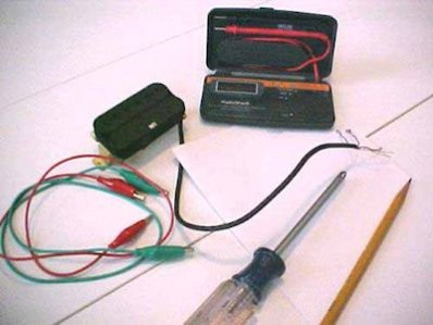 how to determine the color code for a humbucker electronics How To Determine Wire Colors For Humbuckers how to determine the color code for a humbucker how to determine wire colors for humbuckers