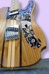 Mikael Omlid Custom Shop