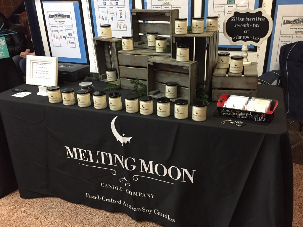First Craft Show! - Issue with candles sweating