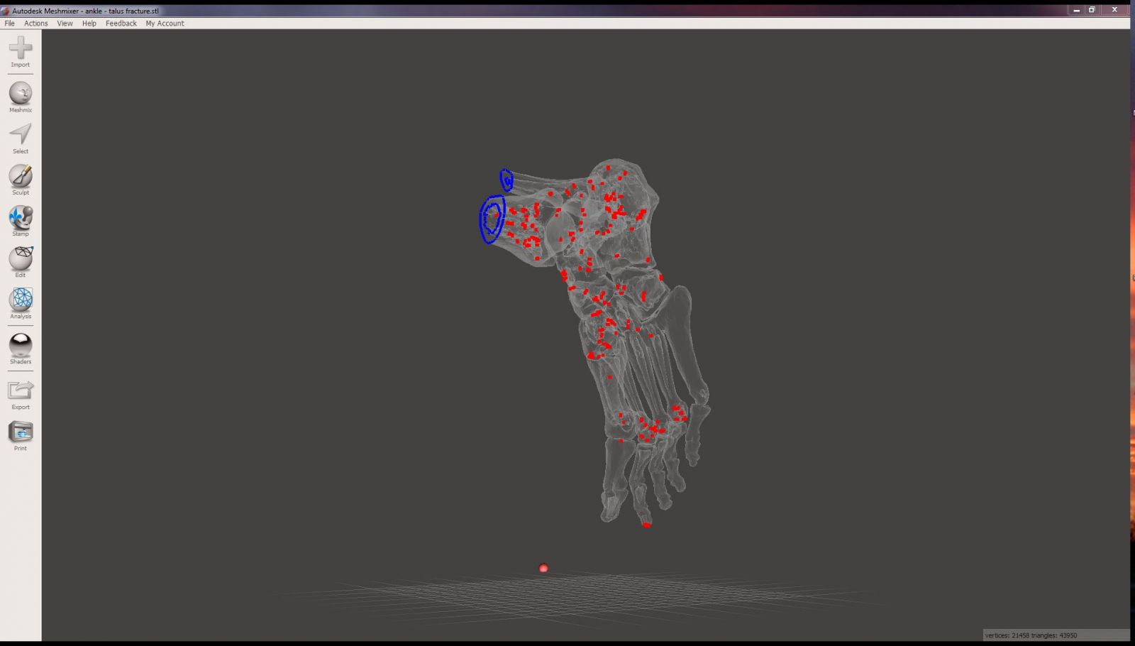 Figures for Blender and Meshmixer tutorial - embodi3D com