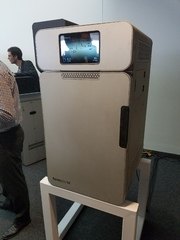 The Fuse 1 nylon SLS printer
