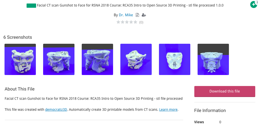 3D Printing Tutorial: Introduction to Free and Open-Source