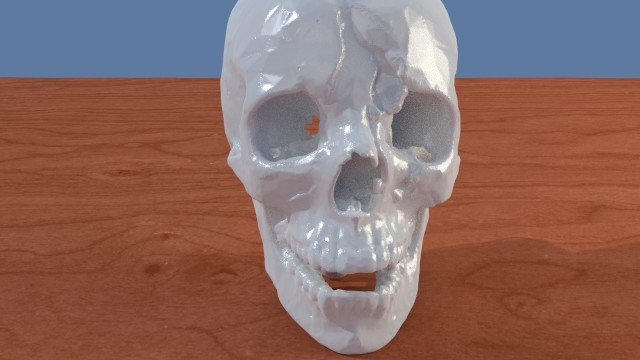 3D Printed Skull and the embodi3D® Top 10 Skull and Head Anatomy