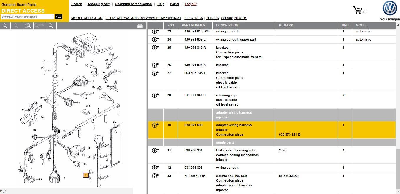 Intermittent Pump Düse Injector INOP - Volkswagen & Audi - The