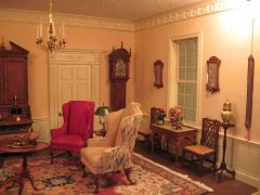 18th C. American Room by Emily Good