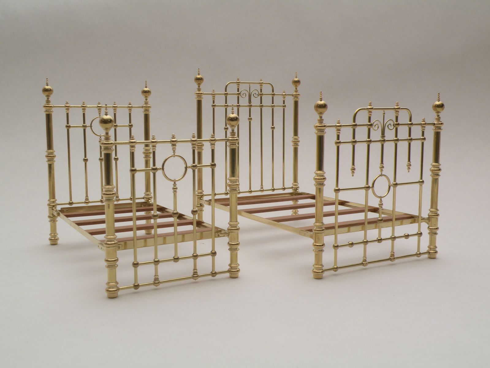 Brass Beds by Wm. R. Robertson