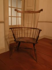 Windsor Chair by Don Buttfield