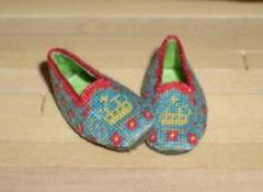 Slippers by Corky Anderson