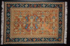 Lotto rug by Lisa Salati