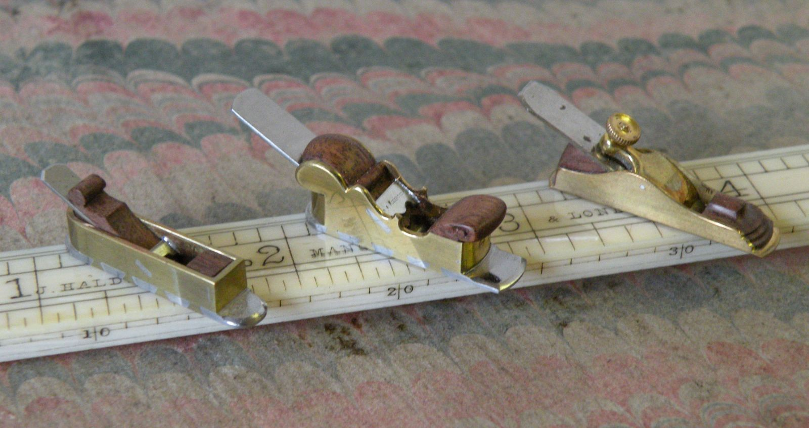 Scale working Planes by Wm. R. Robertson