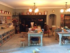 Downton Abbey based kitchen design, by Dolls House Grand Designs, UK