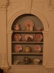 China Cabinet in Twin Manors