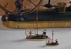 18th c. French spinning wheels by Wm. R. Robertson