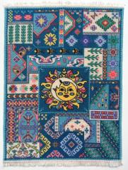 Colorful Amalgam Rug