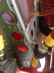 image4...Nose Gear Firewall Attach Point Gussets