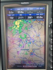 ADS-B IN WEATHER with Comparisons to XM Weather