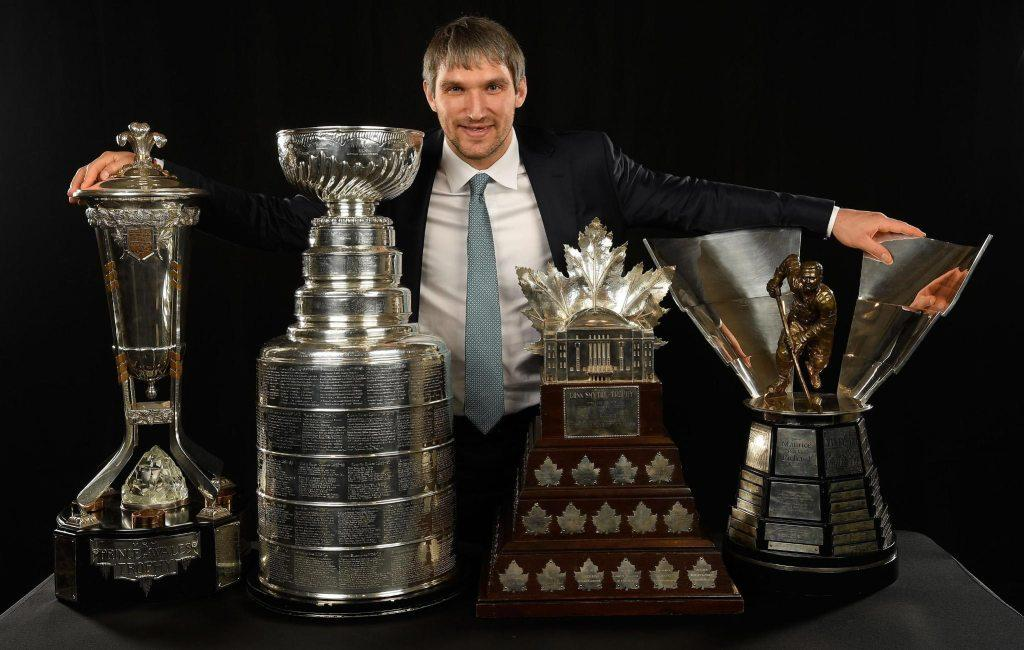 2018/19 NHL HALF-SEASON NHL AWARDS!