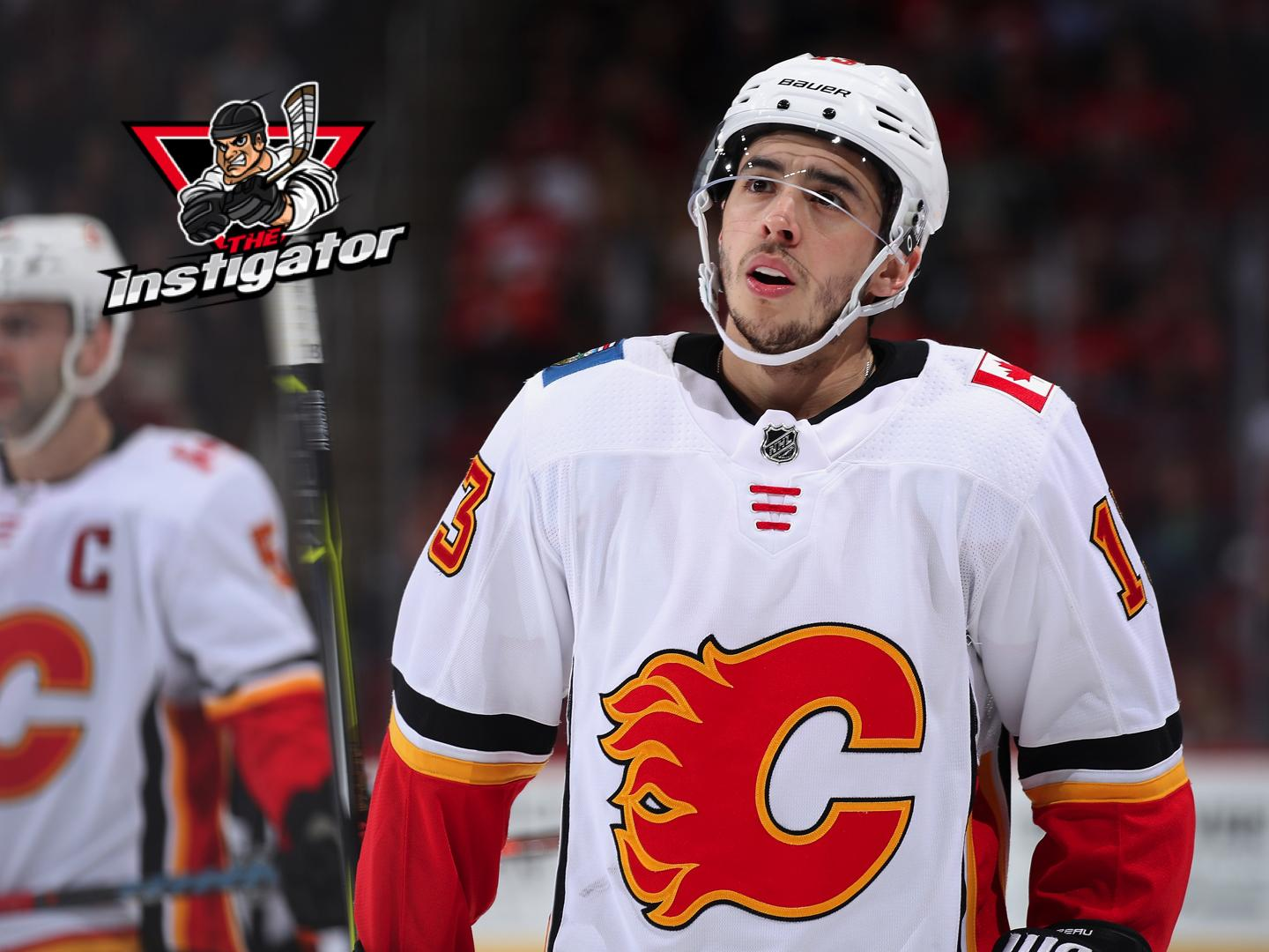 Welcome to Playoff Hockey: Johnny Gaudreau