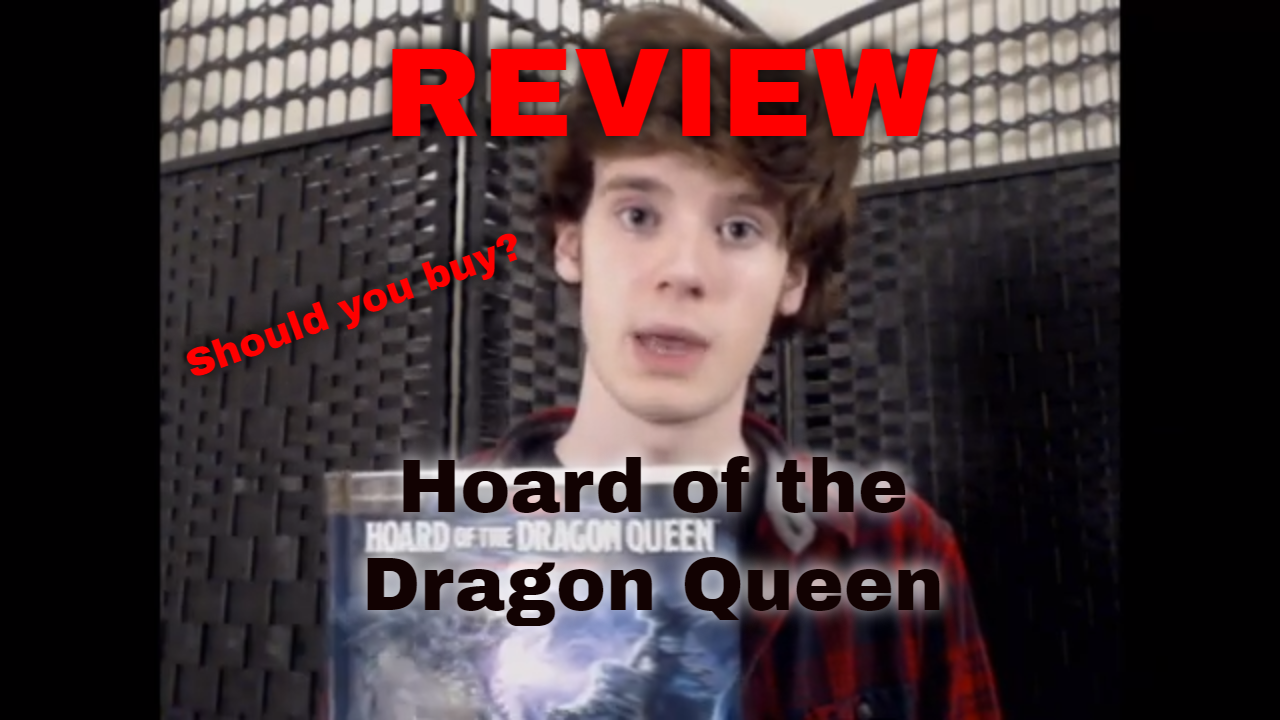 D&D Review (strike one)