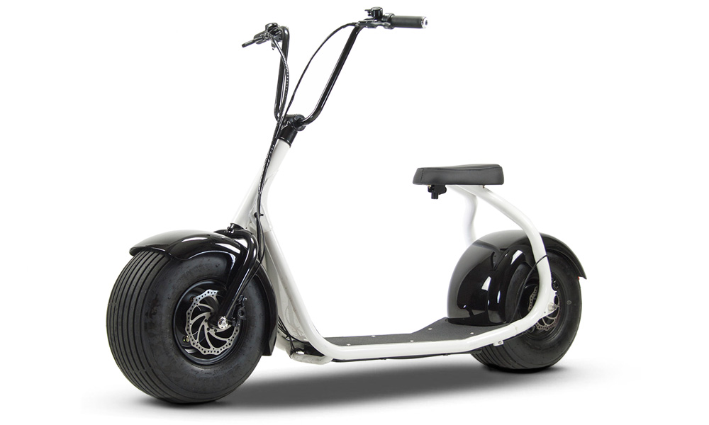 The City E Bike Electric Scooter See Warning Note Commercial