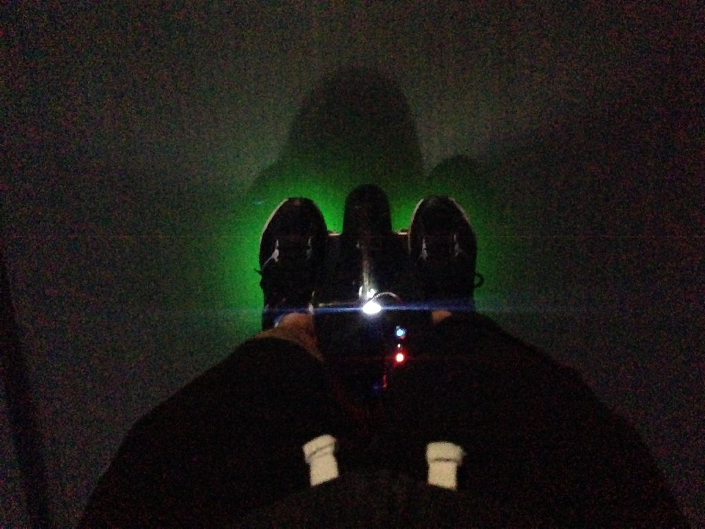 under pedal hover glow lights mod mods repairs diy electric