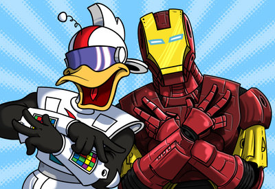 gizmo_duck_and_iron_man_by_tompreston-d8tx0no.jpg