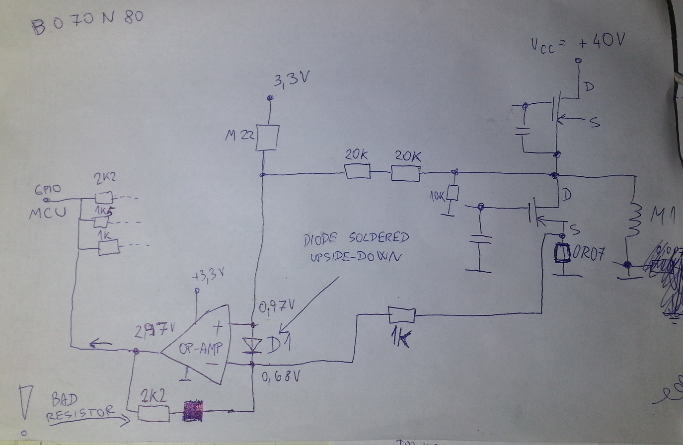 Smart Self Balancing Electric Scooter Hover Board Fault Diagnosis Schematic Of Rain Sensor Circuit Sensing