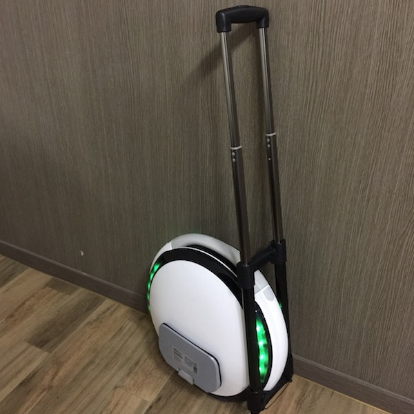 ninebot one s2/a1 trolley handle (gotway mcm2/mcm3) - Mods
