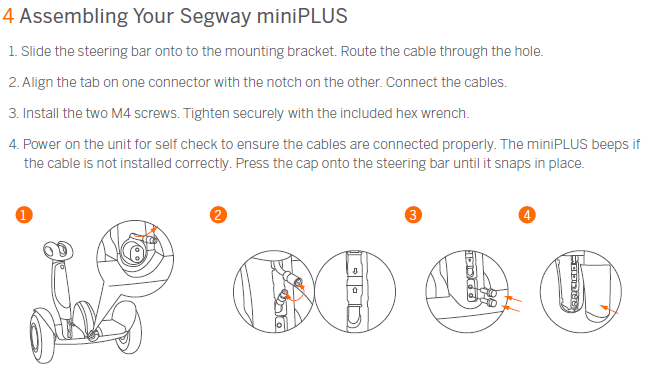 Ninebot Bluetooth problem - Ninebot Mini, Segway MiniPRO