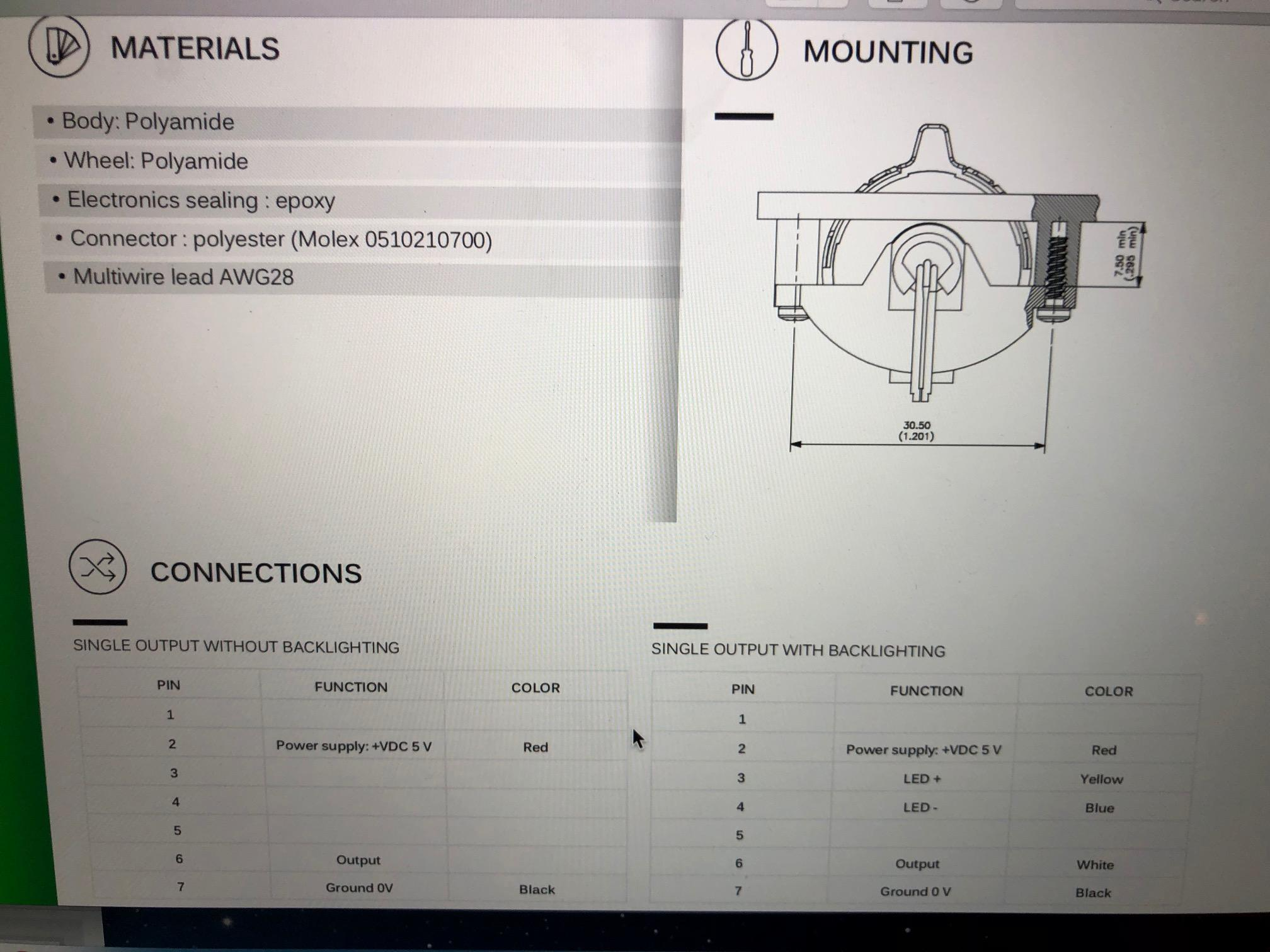 Hall Sensor Steering Wiring And Specs Ninebot Mini Segway Minipro Circuit Diagram Further 2 Way Switch On Img 0842