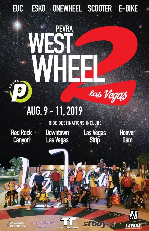Any Vegas Meetups Local Group Meet Ups Electric Unicycle Forum Euc Community