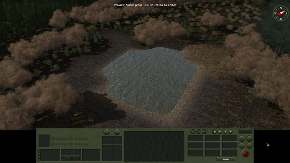 Lake in forest 3D.jpg