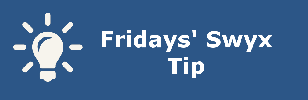 Fridays' Swyx Tip: Thank you Mirjam!