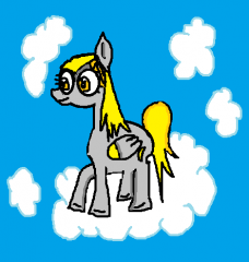 Cressie Ressie On A Cloud