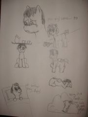 Peggly's doodles 1