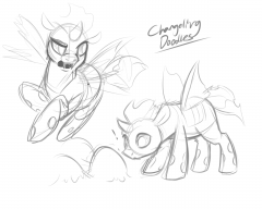 Changeling Sketches