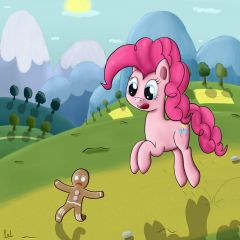 Pinkie and Gingy