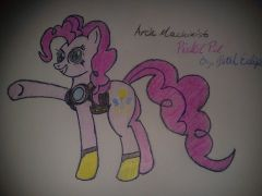 Arch Machinist Pinkie Pie