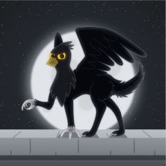 Black Jack The Cynogriffon (Complete)