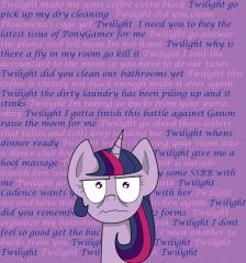 Twilight's Princess Duties