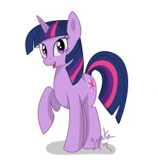 Twilight Sparkle!