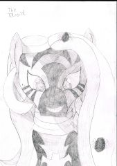 Zecora The Zebra Nightmare Night Outfit 1